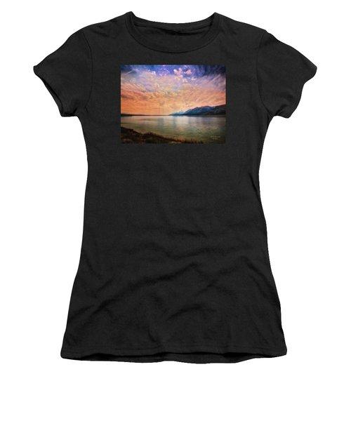 Grand Teton National Park - Jenny Lake Women's T-Shirt (Athletic Fit)