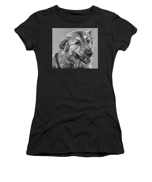 Granddog Kuper Women's T-Shirt (Athletic Fit)