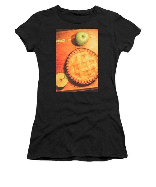 Grandmas Homemade Apple Tart Women's T-Shirt