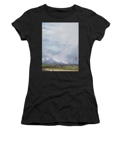 Grantsville Skies Women's T-Shirt