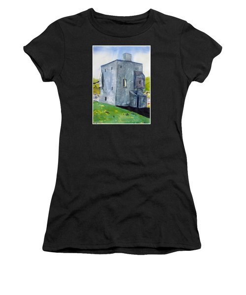 Granuaile's Castle Behind The Hill Women's T-Shirt