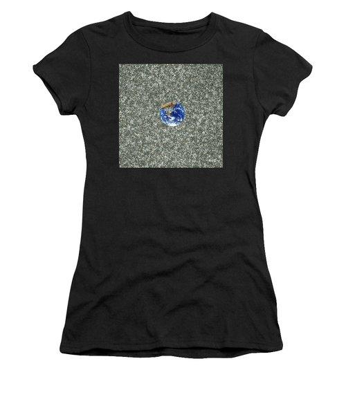 Gray Space Women's T-Shirt