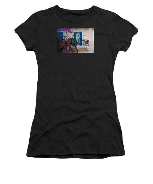 Greek Beauty Women's T-Shirt (Junior Cut) by Rob Hemphill