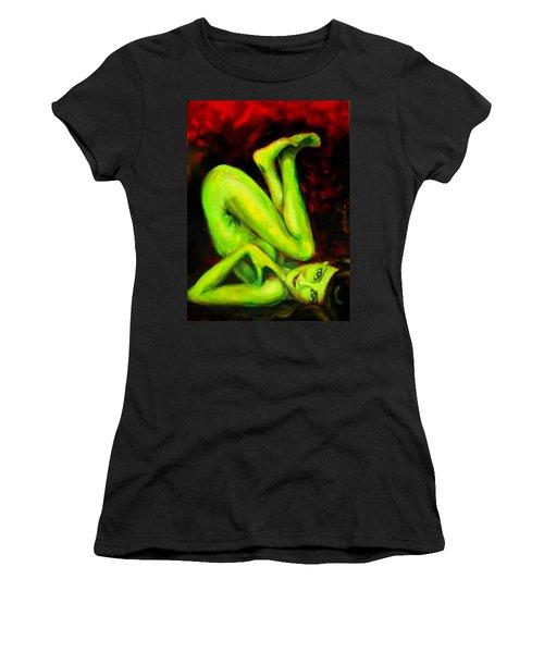 Green Apple Turnover Women's T-Shirt