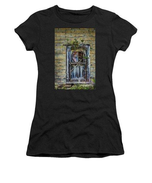 Green Door Women's T-Shirt