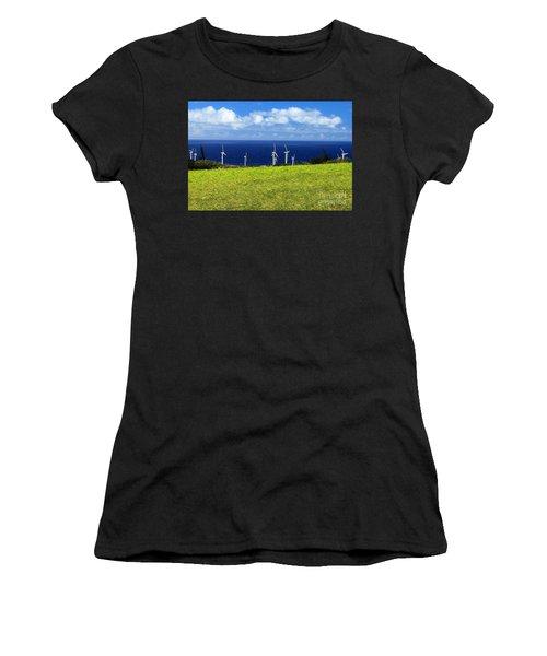 Green Energy Women's T-Shirt