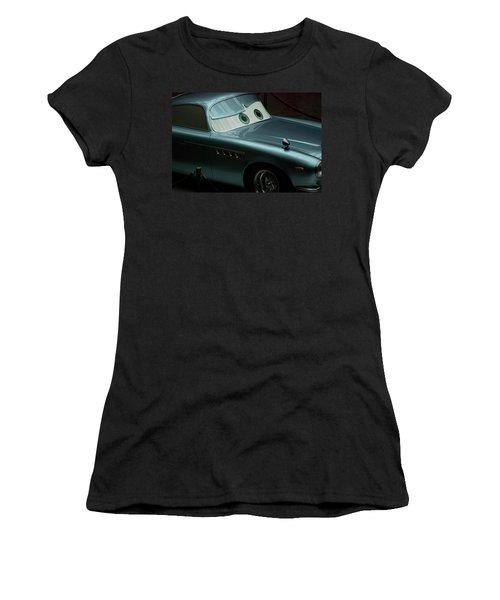 Green Eyed Finn Mcmissile Mp Women's T-Shirt