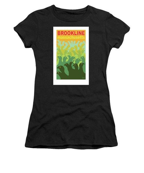 Green Fields Of Brookline Women's T-Shirt