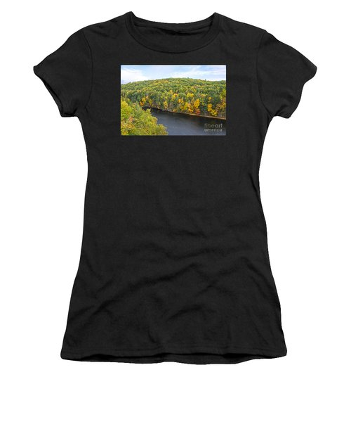 Green Mixture Women's T-Shirt