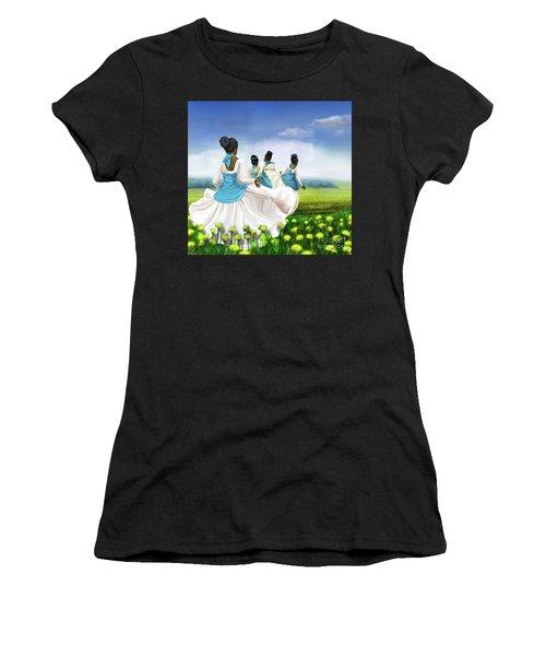 Green Pastures Women's T-Shirt