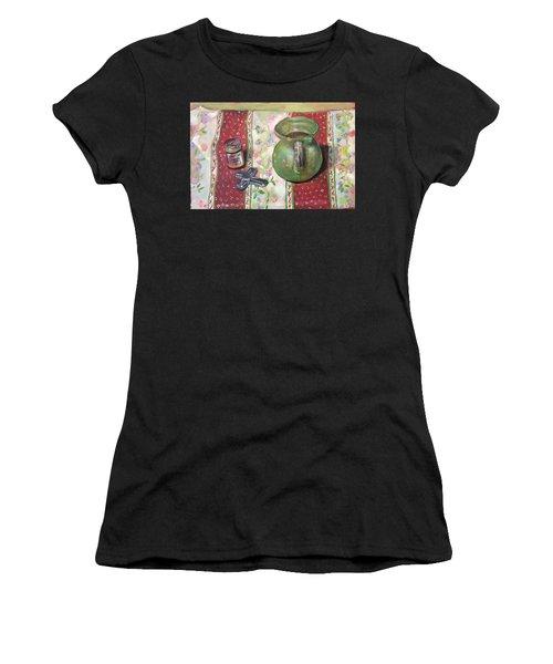 Green Pot Women's T-Shirt