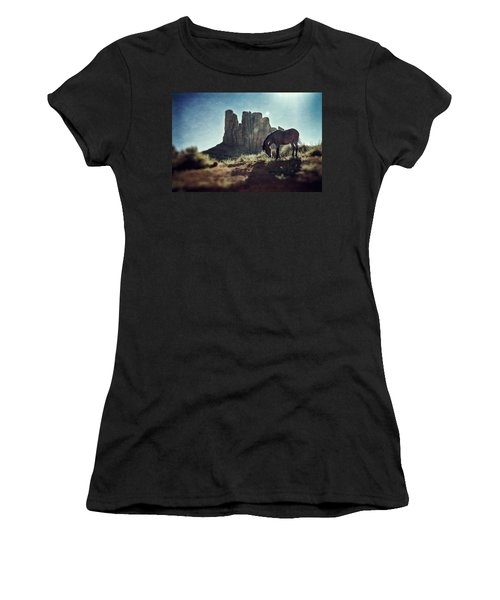 Greetings From The Wild West Women's T-Shirt
