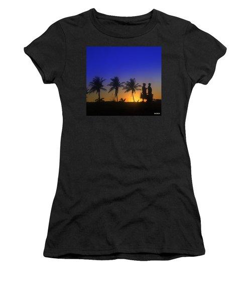 Greg  Women's T-Shirt (Athletic Fit)