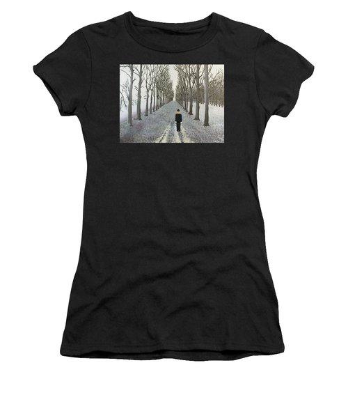 Grey Day Women's T-Shirt