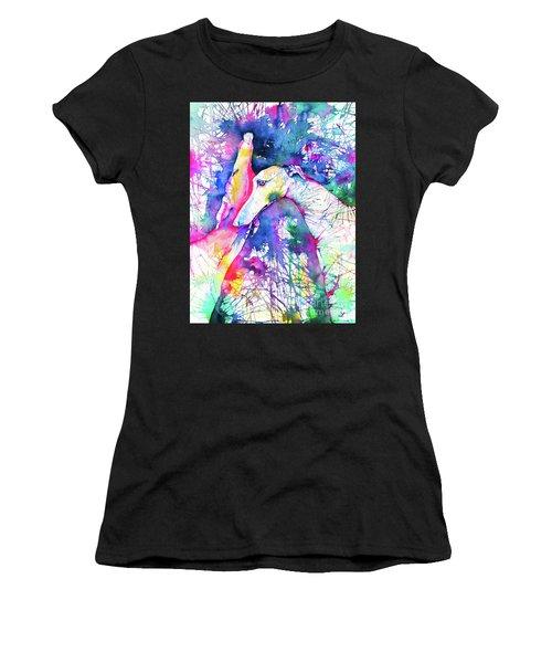 Greyhound Trance Women's T-Shirt