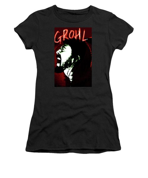Grohl  Women's T-Shirt (Athletic Fit)
