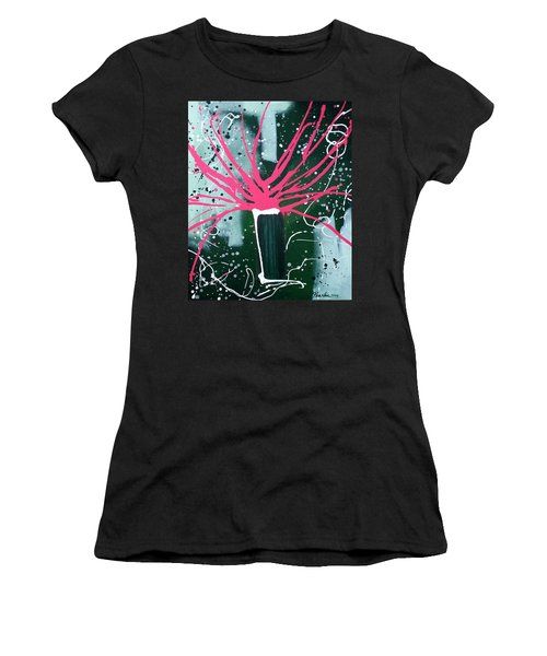 Growing In The City Women's T-Shirt (Athletic Fit)