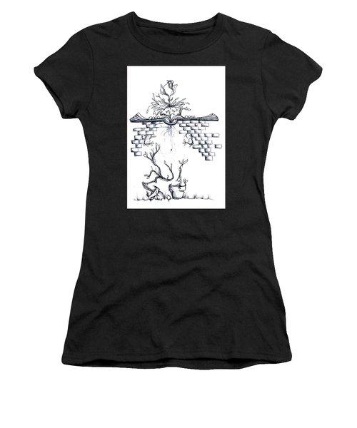 Growing Nowhere Women's T-Shirt