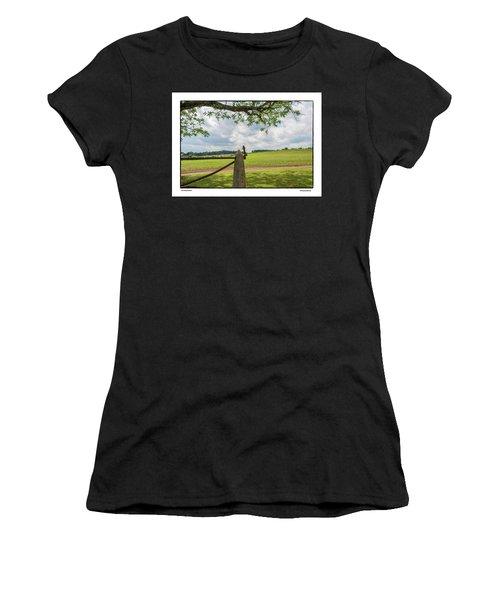 Growing Season Women's T-Shirt (Athletic Fit)