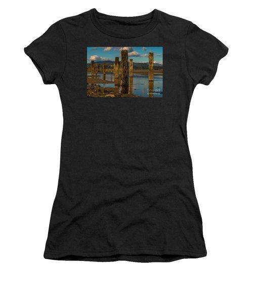 Groynes In Colour 1 Women's T-Shirt