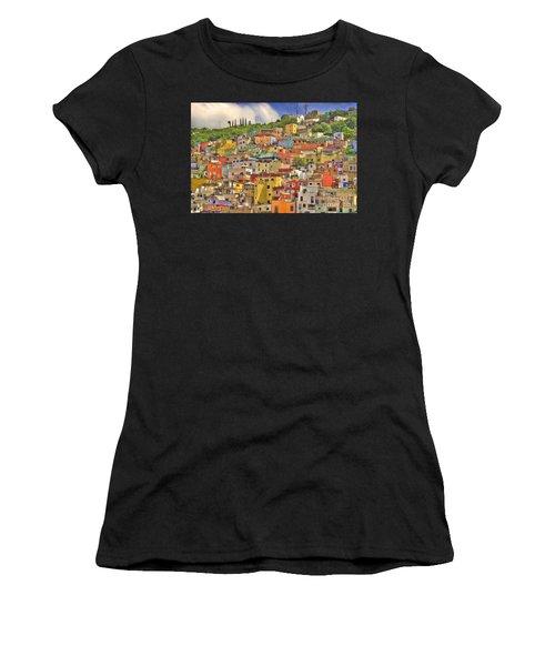 Guanajuato Hillside Women's T-Shirt
