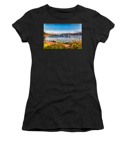Gulf Of  Ullapool      Women's T-Shirt (Athletic Fit)