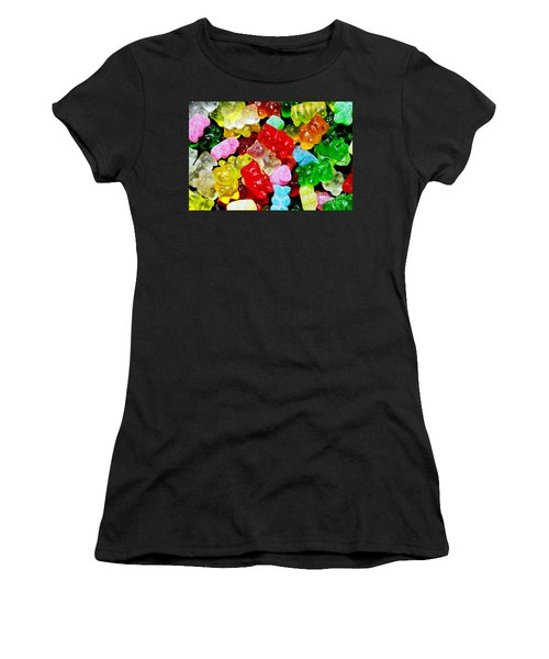 Gummy Bears Women's T-Shirt (Athletic Fit)