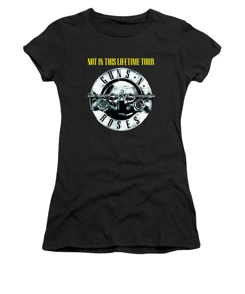 Guns And Roses Logo1 2017 Women's T-Shirt