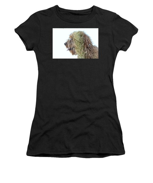 Hairy Doodle Women's T-Shirt (Athletic Fit)
