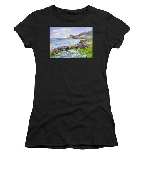 Half Moon Bay Women's T-Shirt