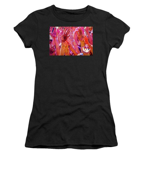 Hands Up-2 Women's T-Shirt