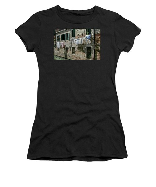 Hanging Out The Flags Women's T-Shirt