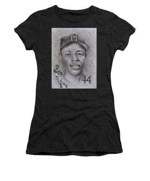 Hank Women's T-Shirt (Athletic Fit)