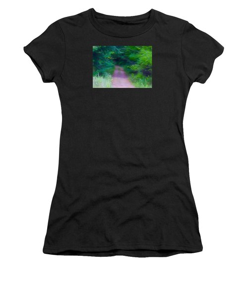 Hansel And Grettel Women's T-Shirt (Athletic Fit)