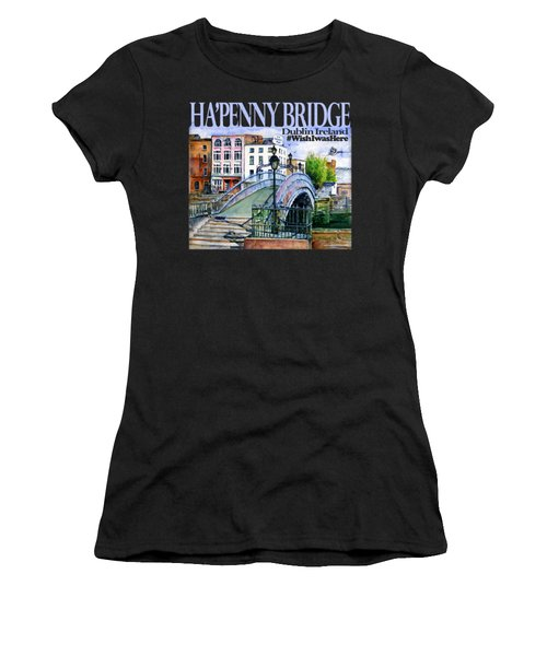 Hapenny Bridge Ireland Shirt Women's T-Shirt