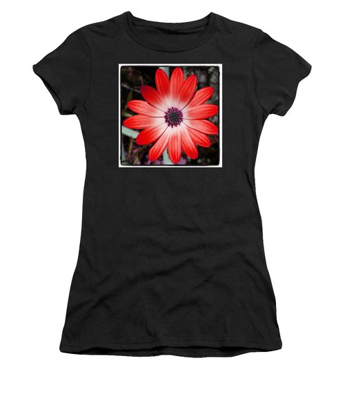 Women's T-Shirt featuring the photograph Happy Birthday Carl by Mr Photojimsf