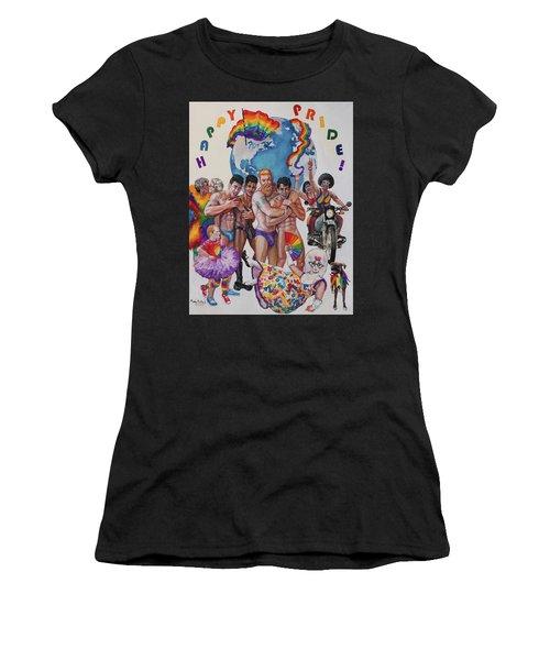 Happy Pride Women's T-Shirt