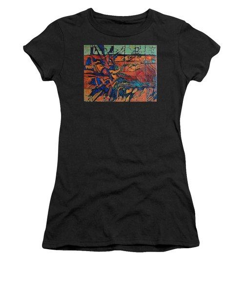 Harbingers Women's T-Shirt (Athletic Fit)