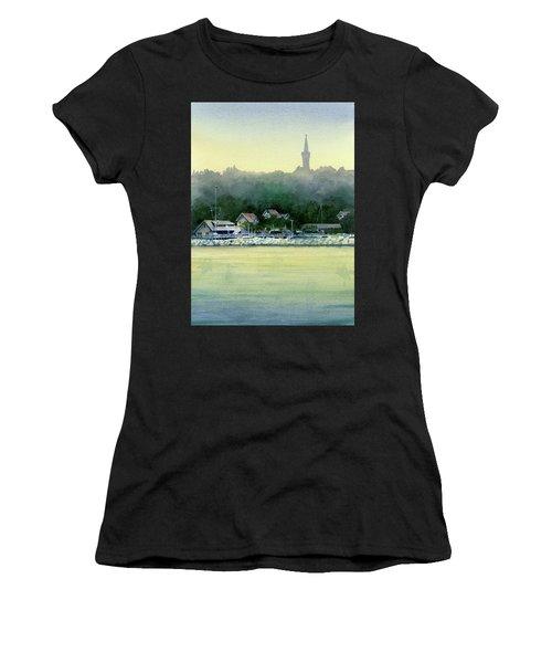 Harbor Master, Port Washington Women's T-Shirt