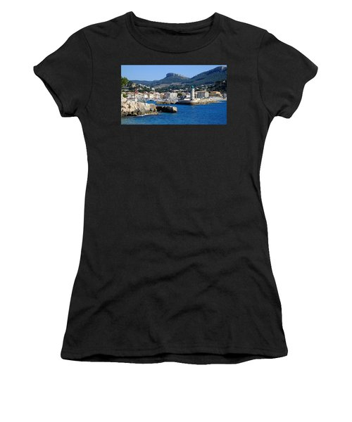 Harbor Of Cassis Women's T-Shirt