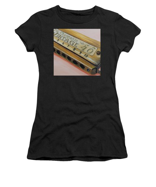 Harmonica Women's T-Shirt