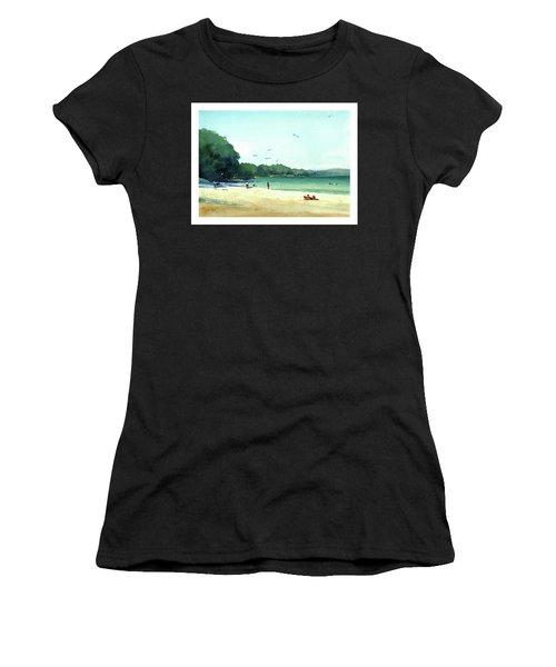 Harrington Beach, Wisconsin Women's T-Shirt
