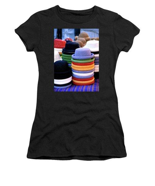Hats, Aix En Provence Women's T-Shirt
