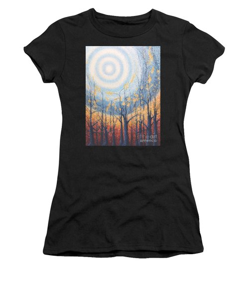 He Lights The Way In The Darkness Women's T-Shirt