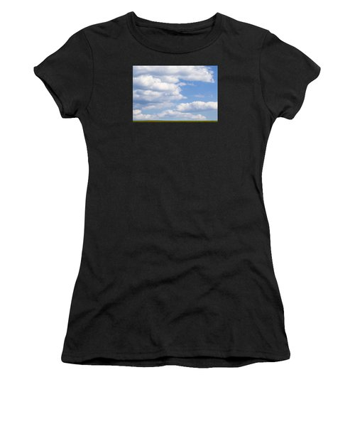 Head In The Clouds Women's T-Shirt