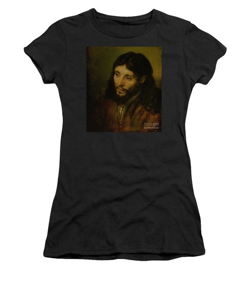 Head Of Christ Women's T-Shirt
