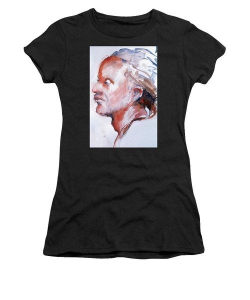 Head Study 5 Women's T-Shirt