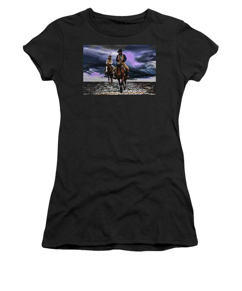 Headed Home Women's T-Shirt (Athletic Fit)