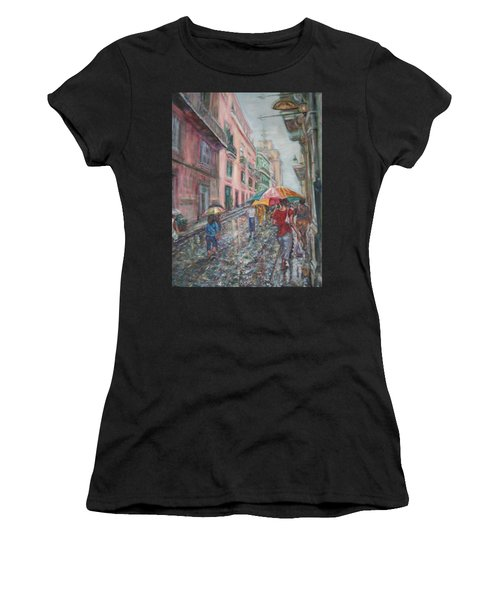 Heading Home In Havava Women's T-Shirt (Athletic Fit)