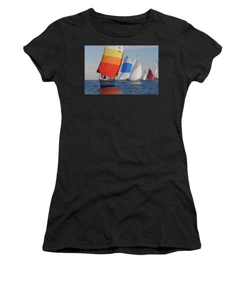 Heading Towind Windward Mark Women's T-Shirt